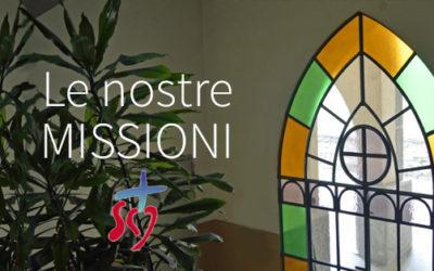 Busana Renzo sci, missionario in Congo