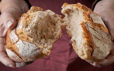 Pane spezzato – l'Eucaristia